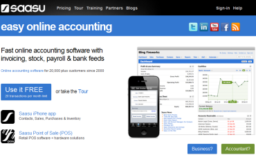 Saasu Vs Xero. Review of Cloud Accounting Software - photo#41