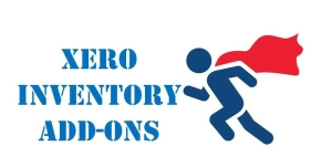 super xero inventory add-ons