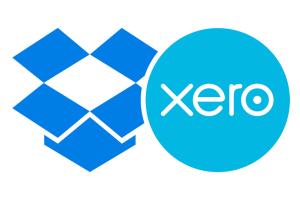 xero + dropbox
